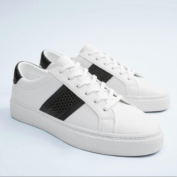 Zara Shoes | Zara Men Mens Sneaker